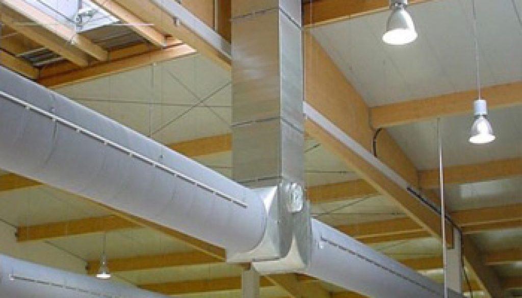Mekanik Havalandırma Sistemleri