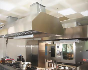 Mutfak Havalandırma Sistemleri